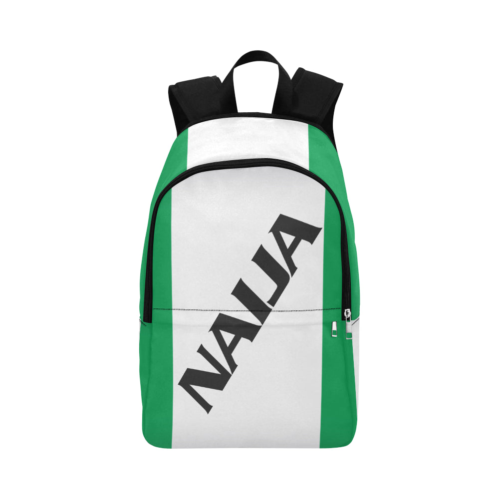 Nigeria NAIJAH  Fabric Backpack