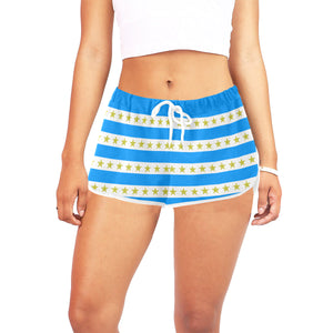 Ambazonia Bred All Star Women's Relaxed Shorts