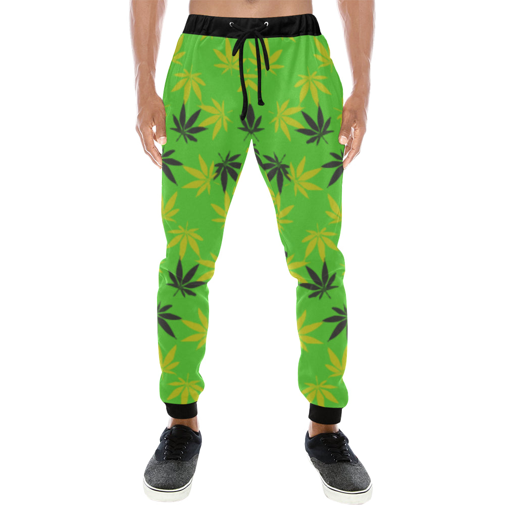 Jamaica Bud Men's Sweatpants