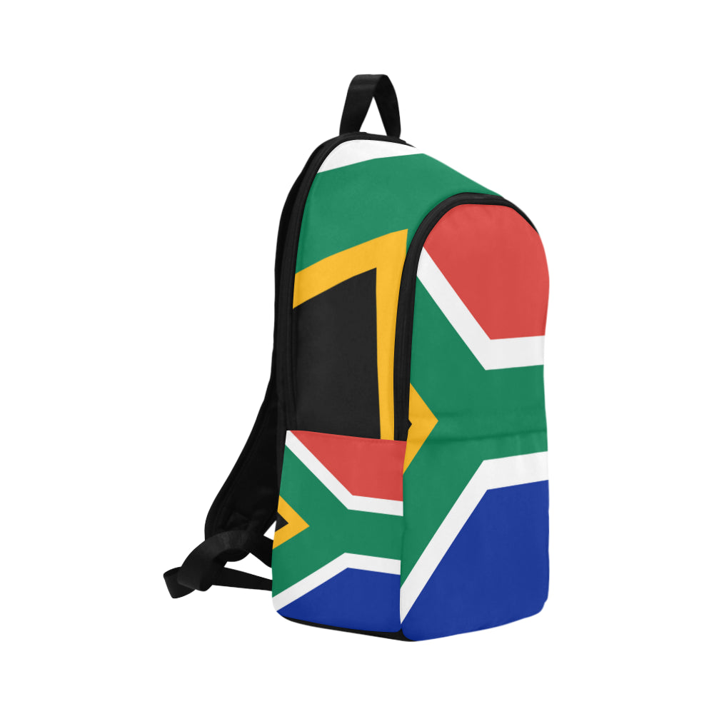 South Africa Born Fabric Backpack