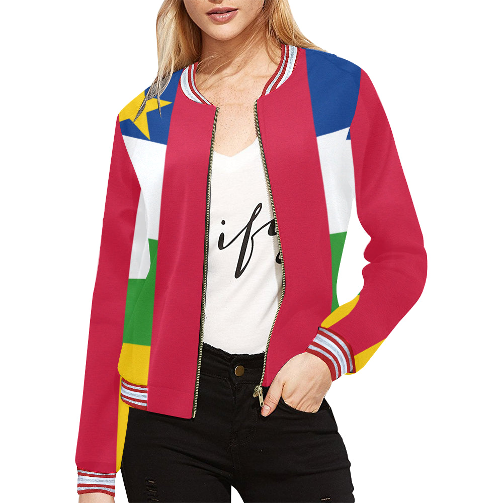 Central African Republic Women's Bomber