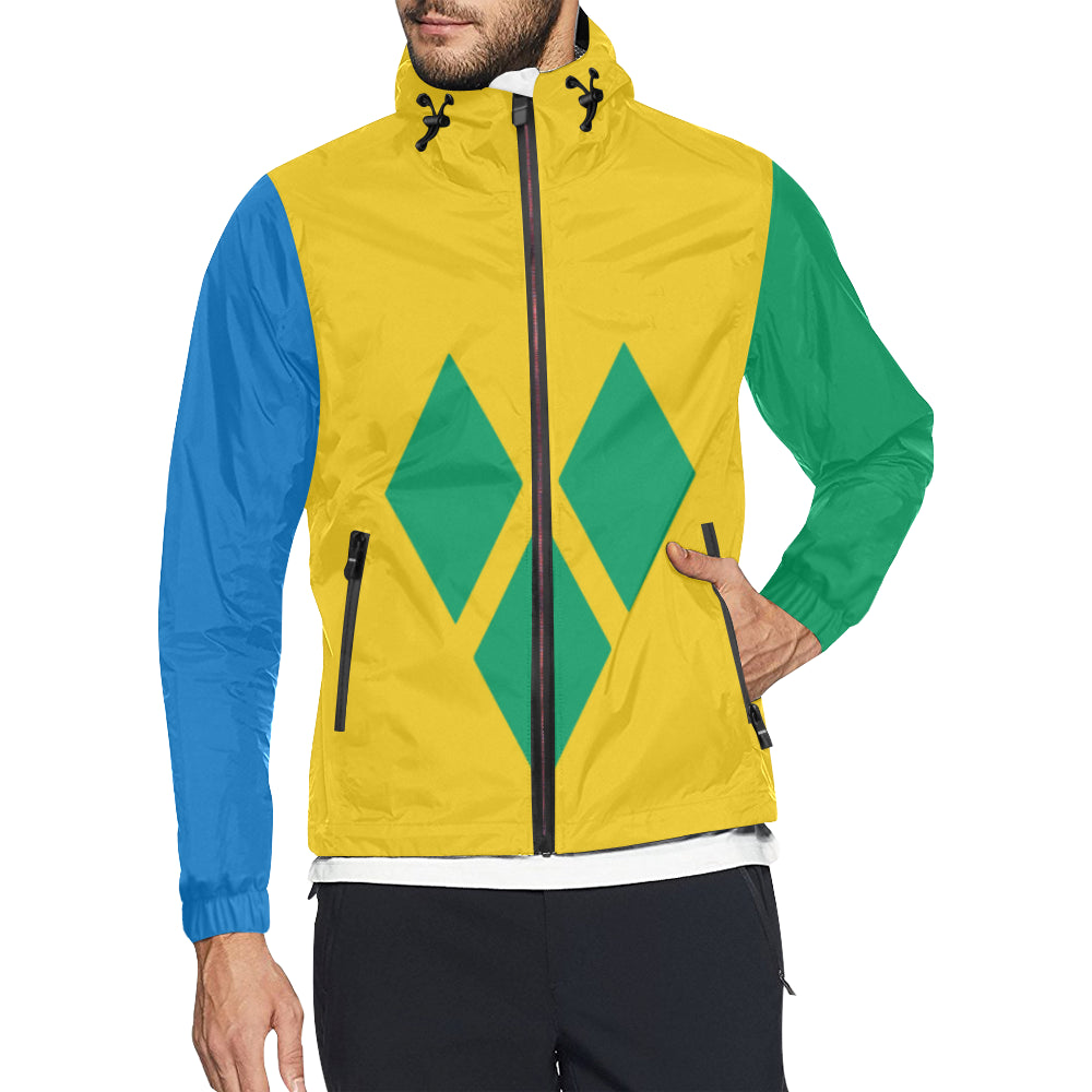 Saint Vincent Windbreaker