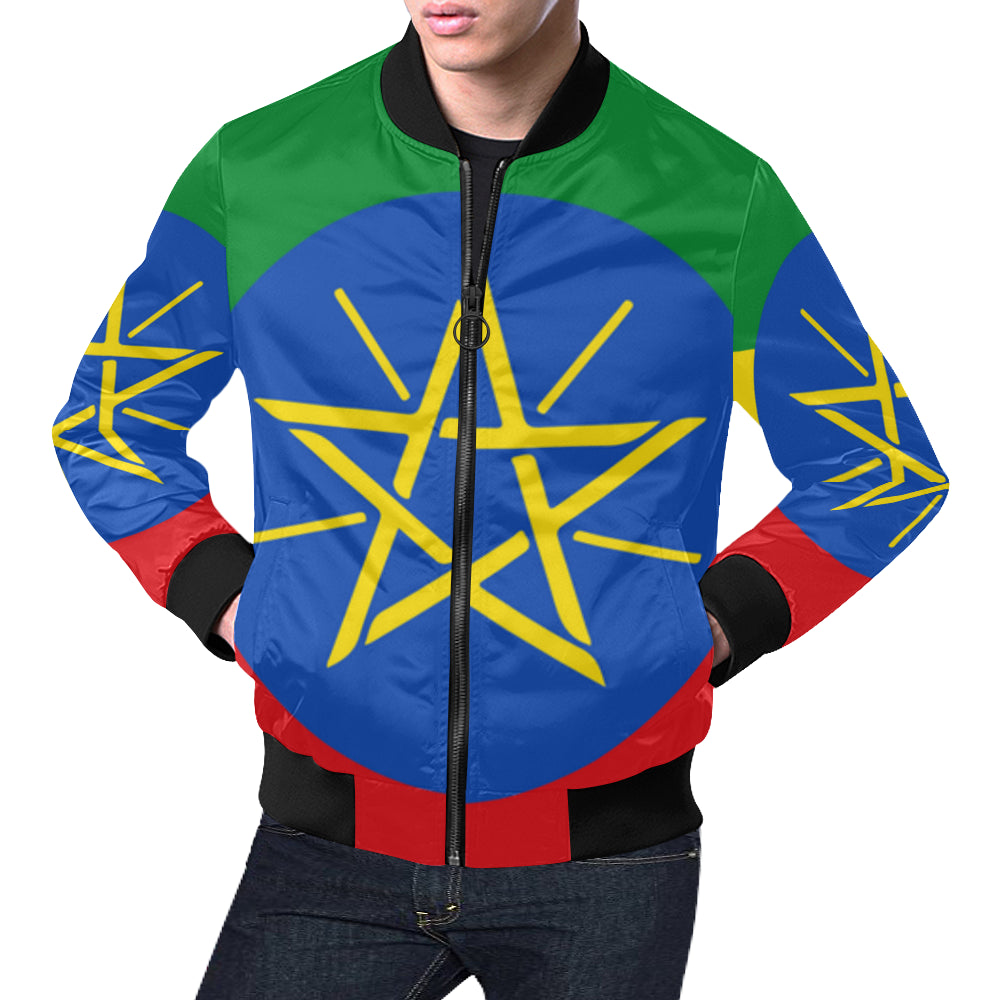 Ethiopia Born Star Men's Bomber