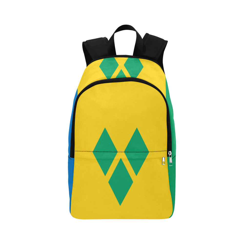 St. Vincent Born Fabric Backpack