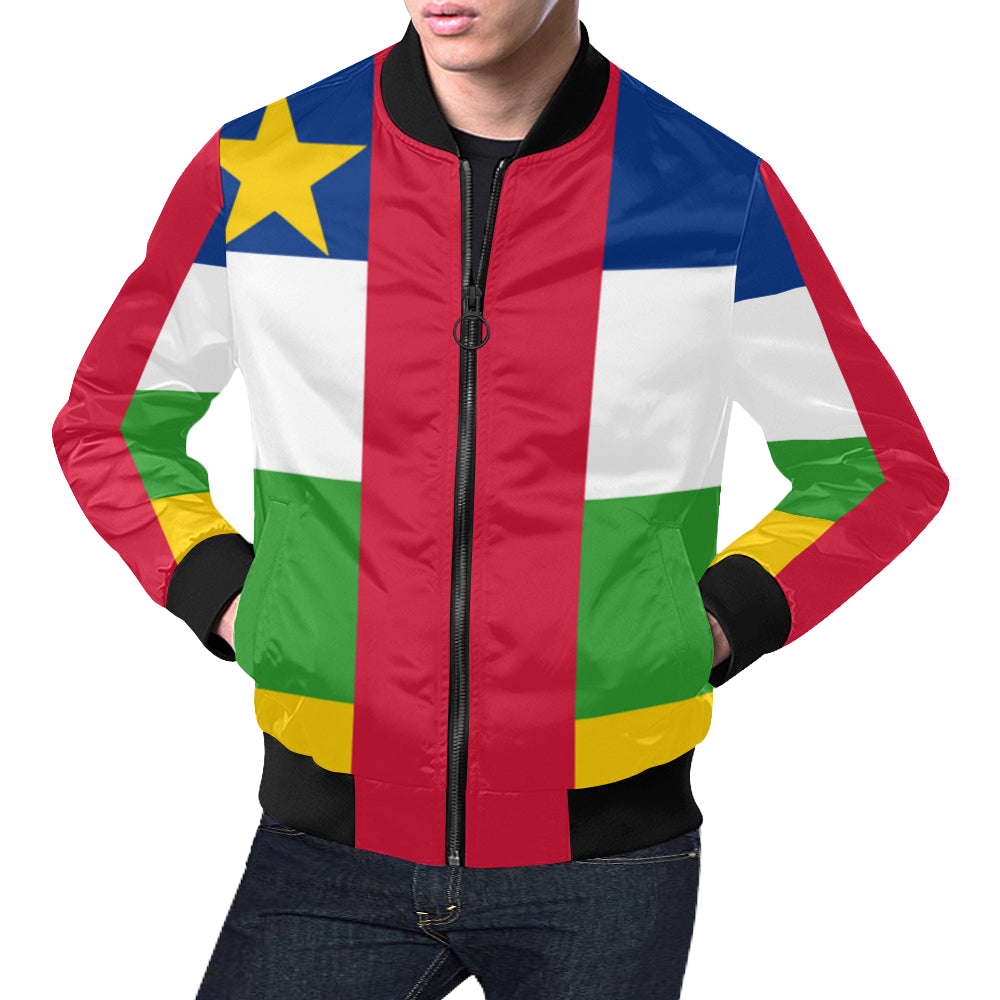 Central African Republic Men's Bomber