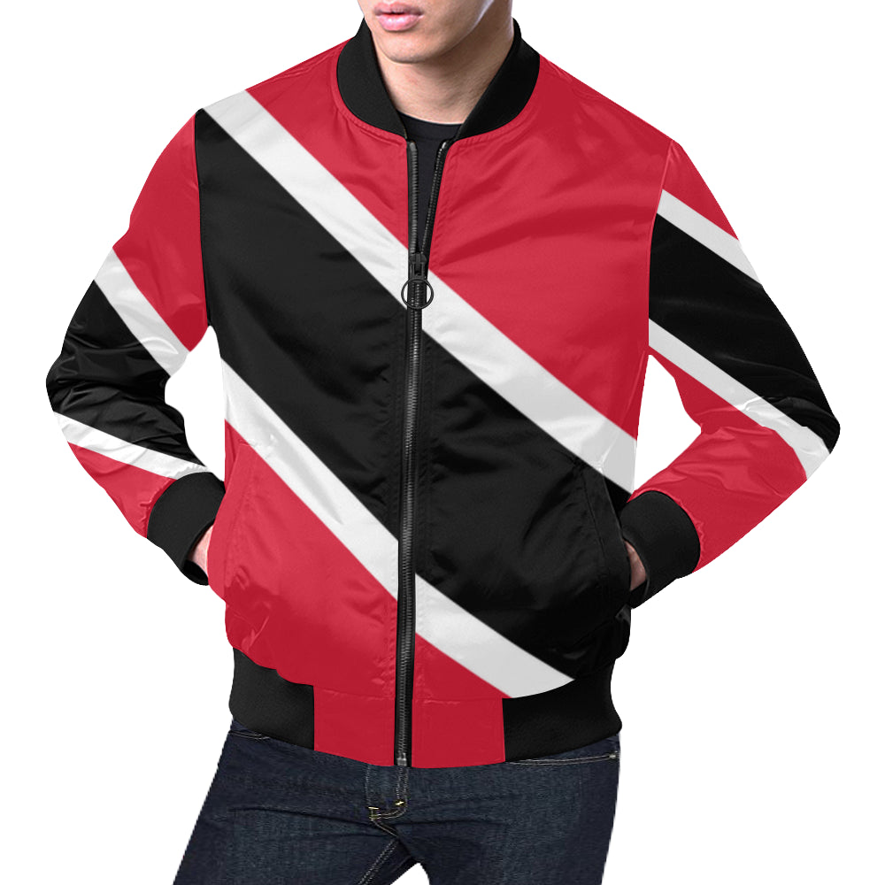 Trini Born Men's Bomber