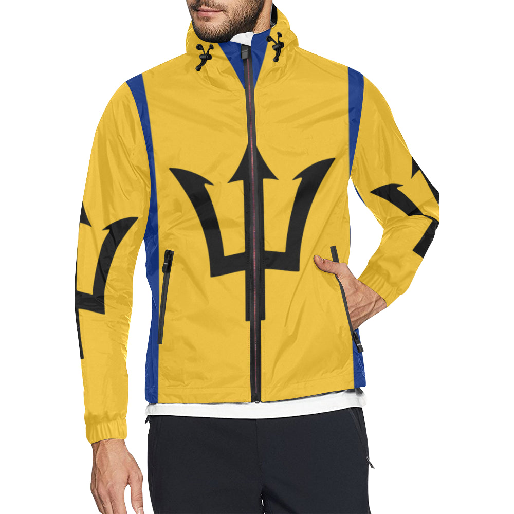Barbados Born Windbreaker