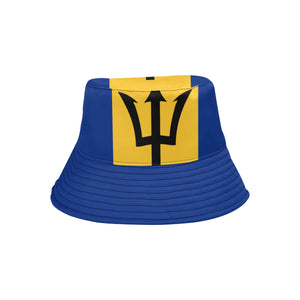 Barbados Born Bucket Hat for Men