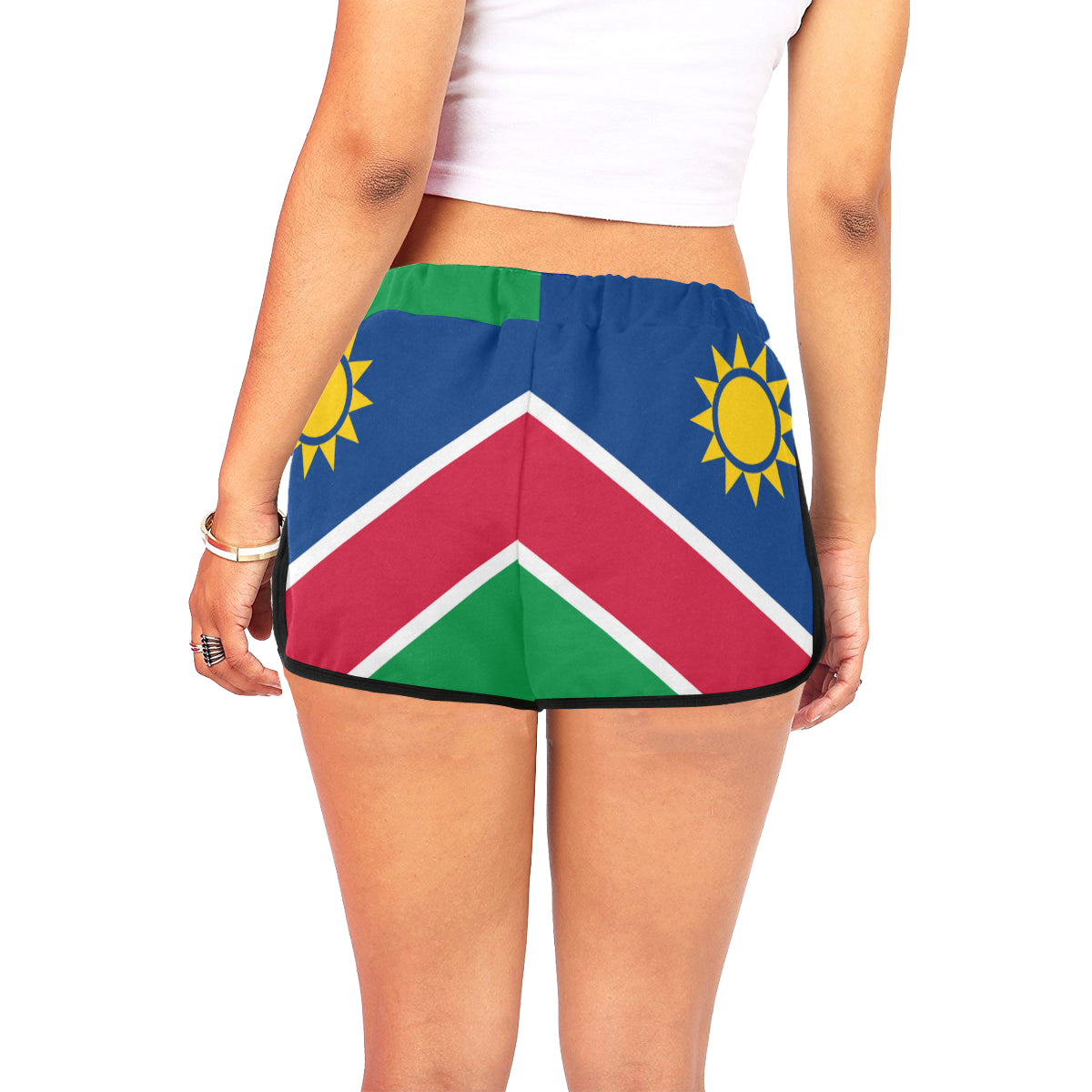 Namibia Born Women's Relaxed Shorts
