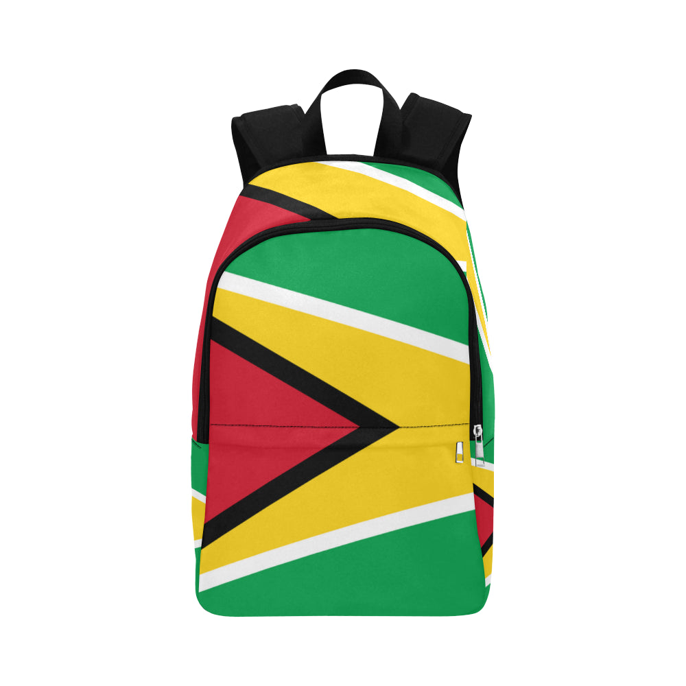 Guyana Born Fabric Backpack