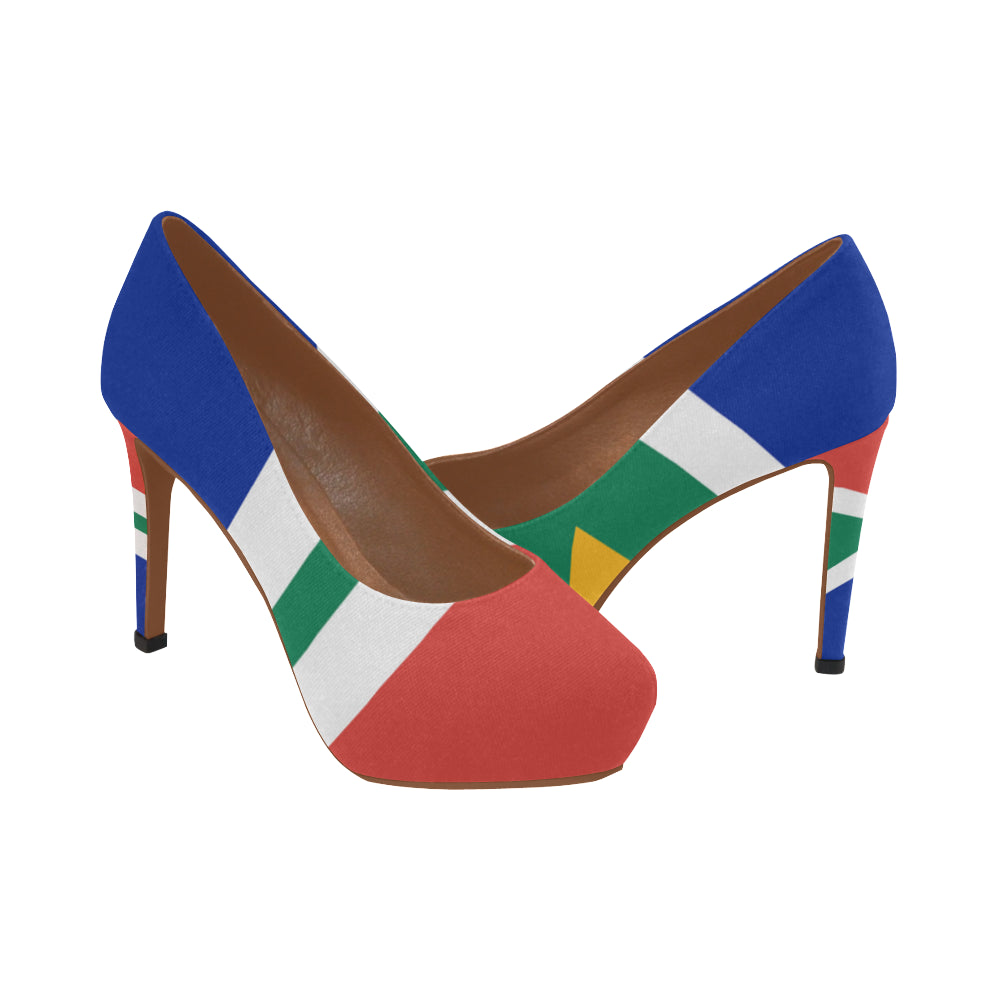 South Africa Women's High Heels