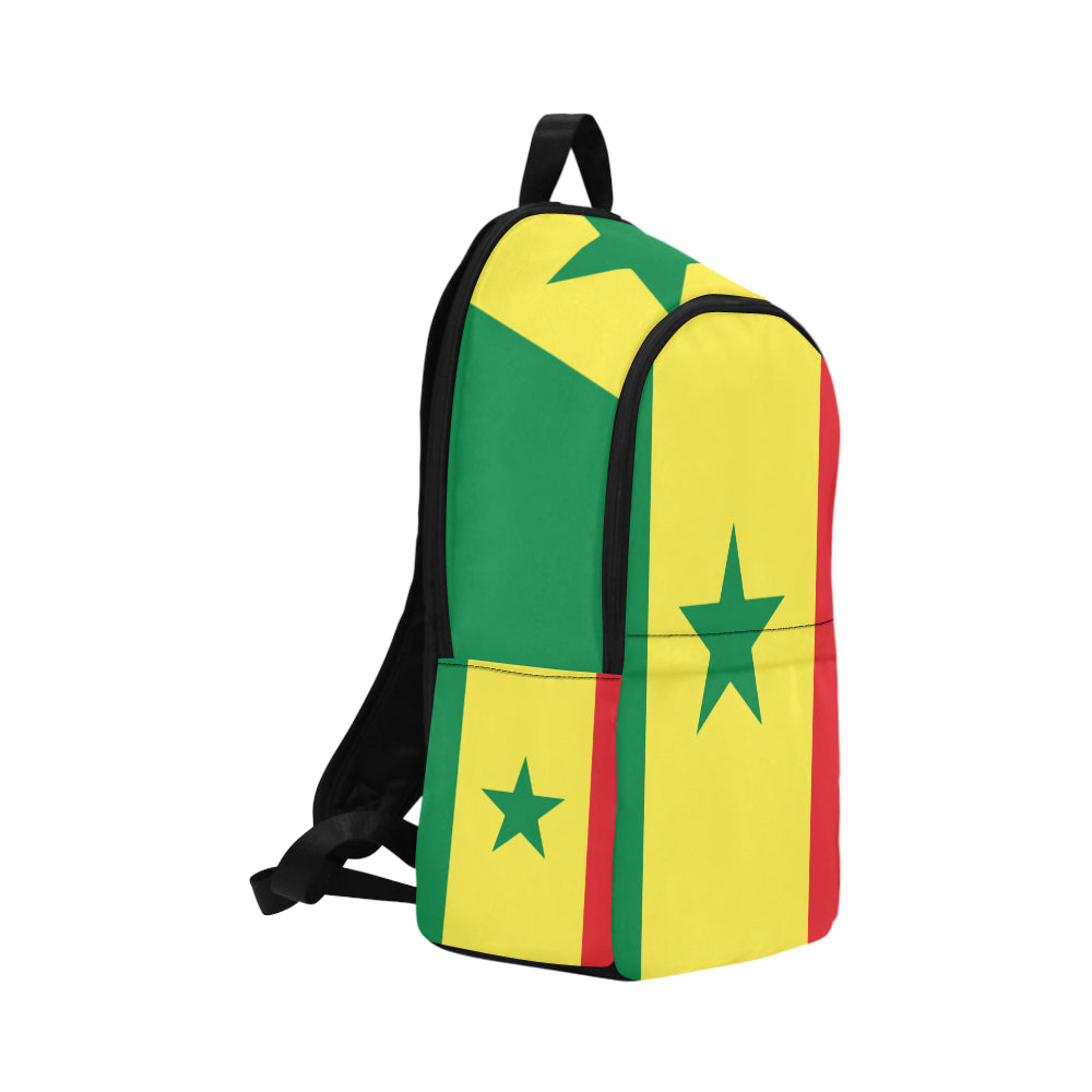 Senegal Born Fabric Backpack