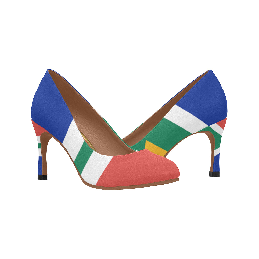 South Africa Pointed Women's High Heels