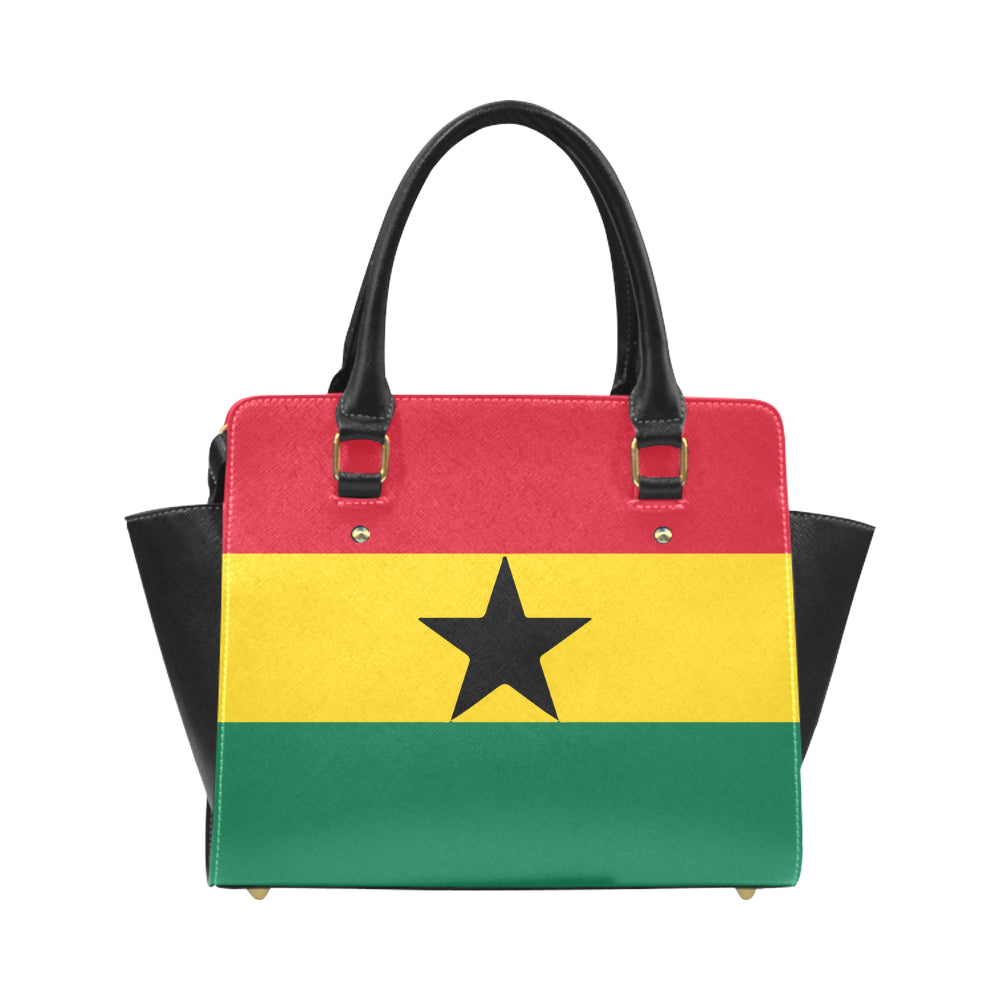 Ghana Bred Classic Shoulder Bag