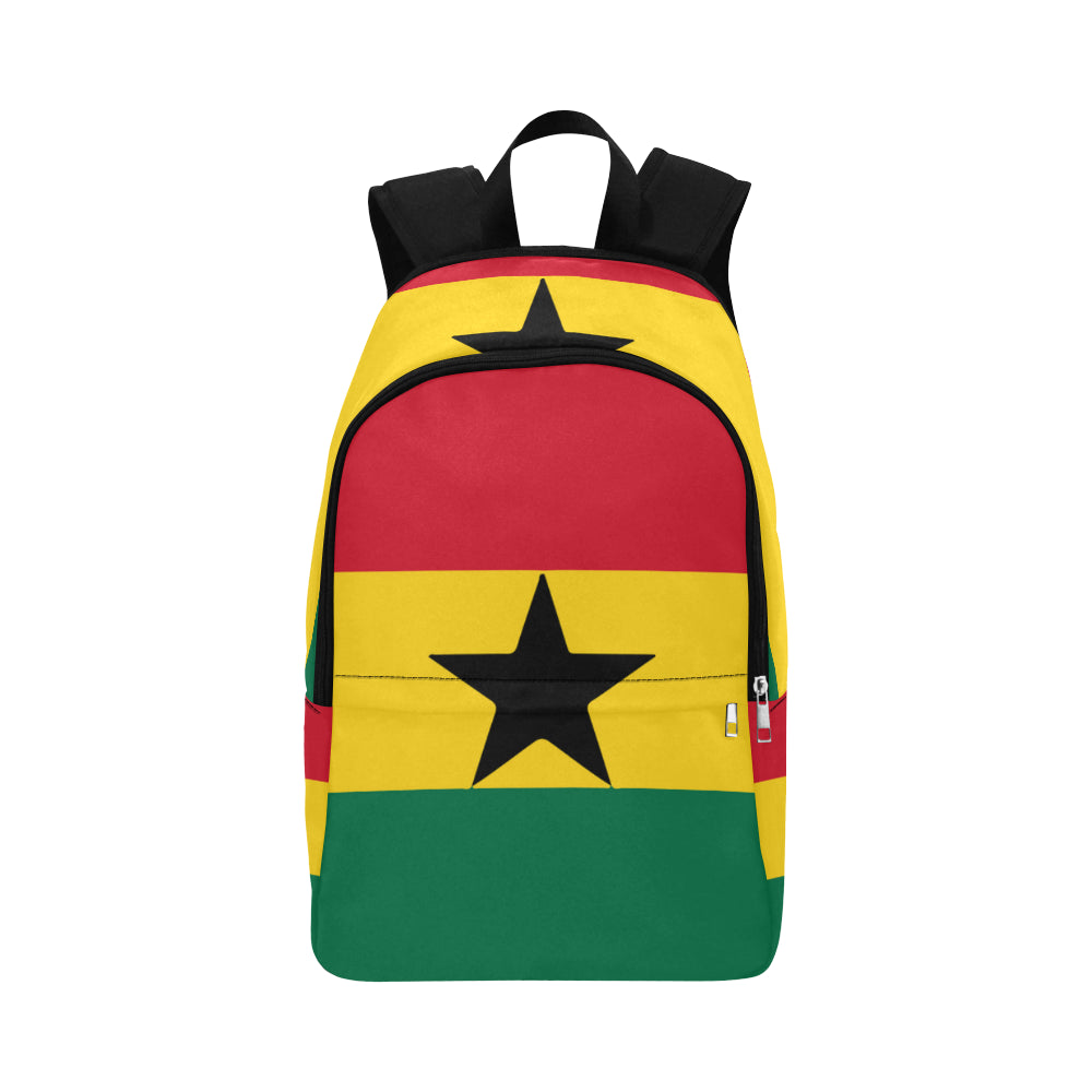 Ghana Born Fabric Backpack
