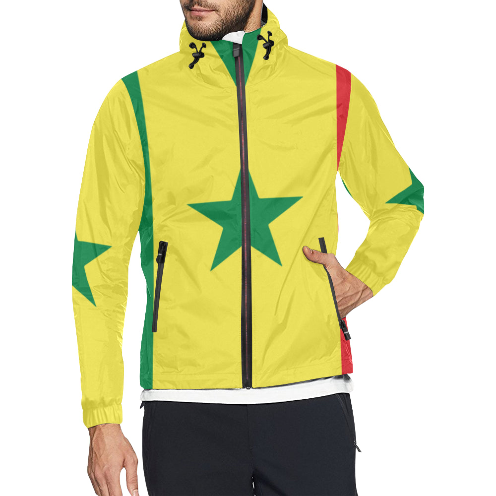 Senegal Bred Windbreaker