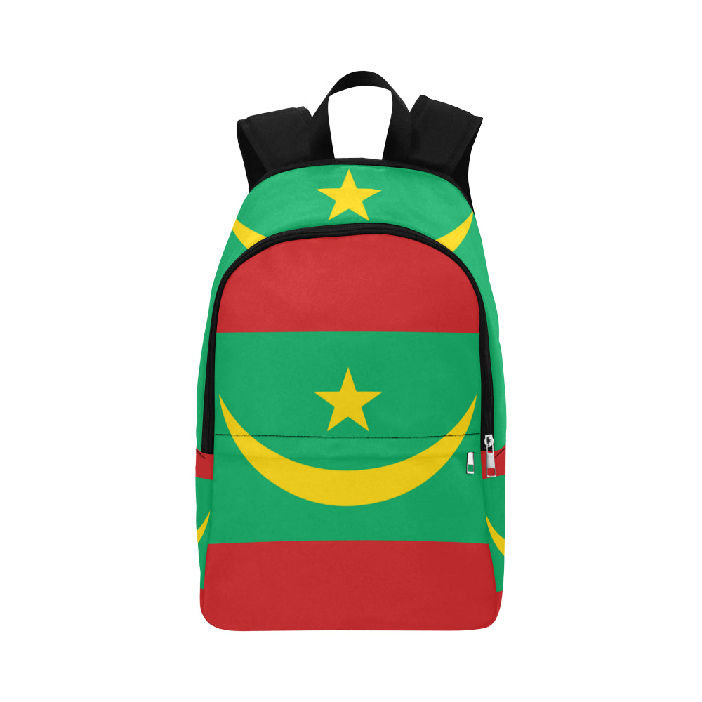 Mauritania Born Fabric Backpack