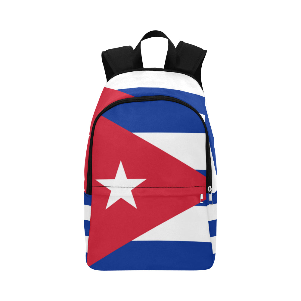 Cuba Born Fabric Backpack