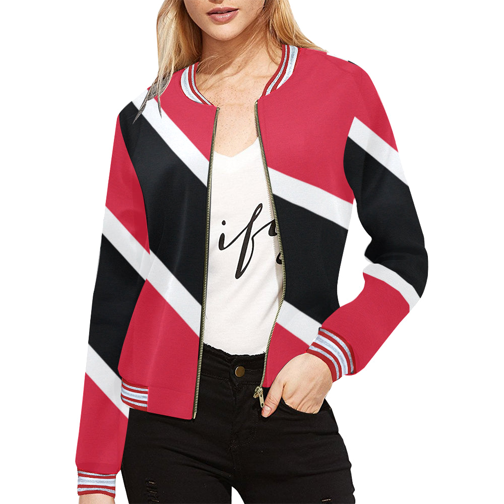 Trini Born Women's Bomber
