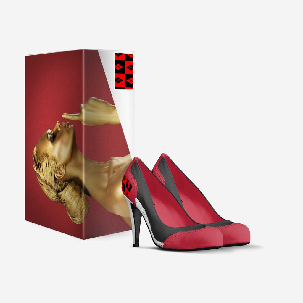 HARLI QUEEN BRITISH HIGH HEEL