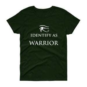 Warrior Eyedentify Women's Tee