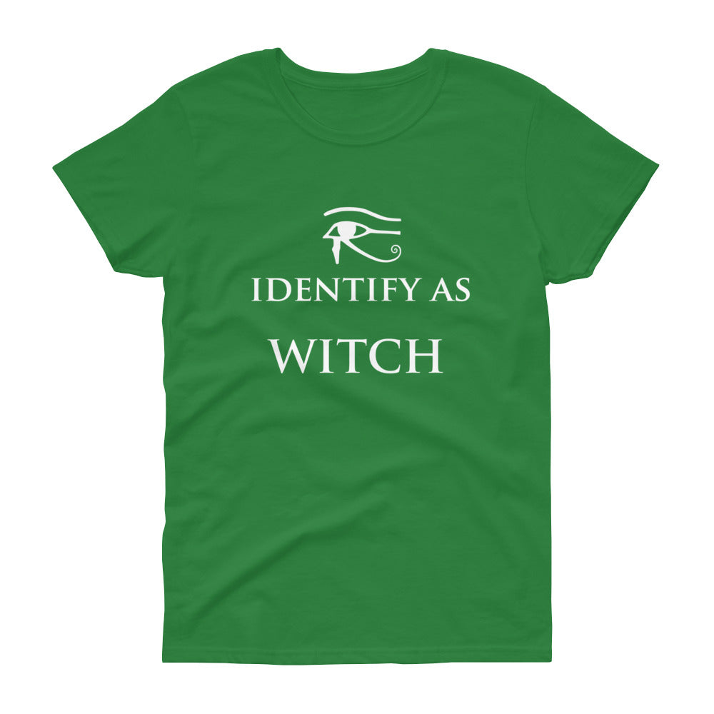 Witch Eyedentify Tee