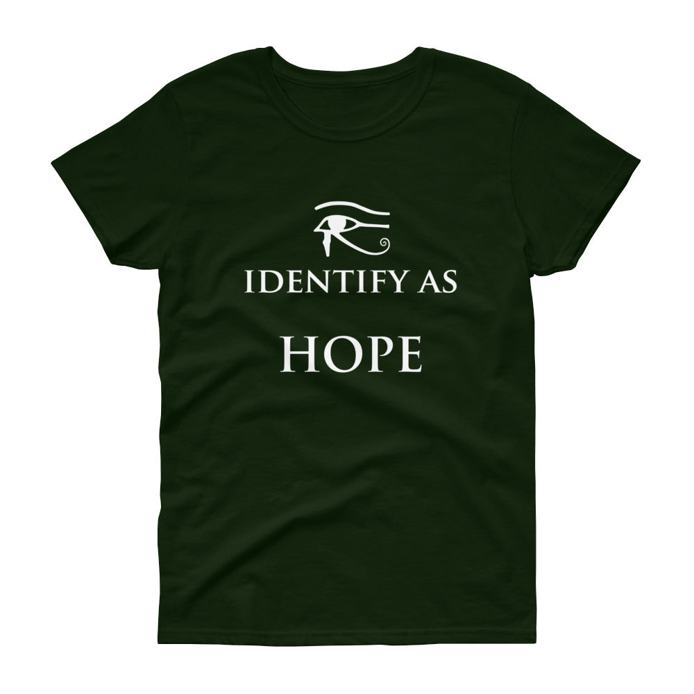 Hope Eyedentify Women's Tee
