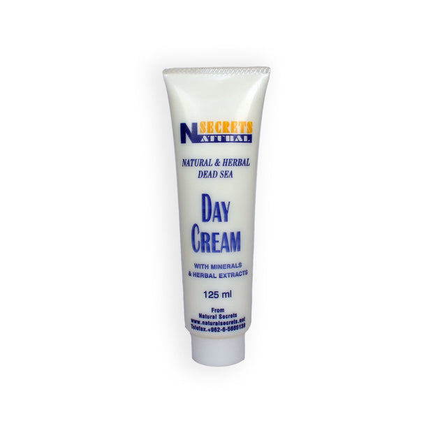 Dead Sea Day Cream tube 125ml