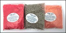 Selected colours of Dead Sea Bath Salts 4x250 grams