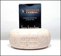 Facial Scrub Soap (3x125g)