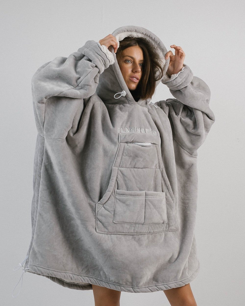 HAGRID CLOUD GRAY - Sudadera / Manta