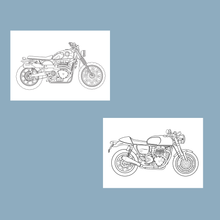 Load image into Gallery viewer, CAFE RACER