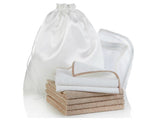 Nano Tech Reusable Face and Body Cloths (set of 6)