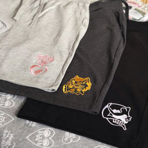 MSG Embroidered Sweat Shorts
