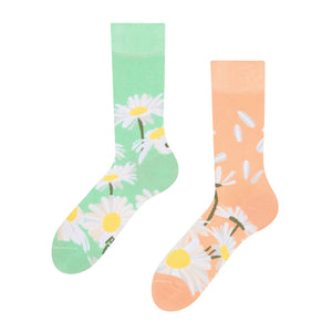 Good Mood Daisy Bamboo Socks