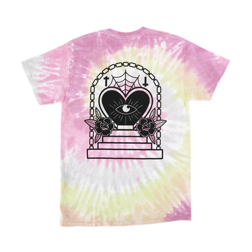 Love Dazed Tie Dye T-shirt x Zed Tee