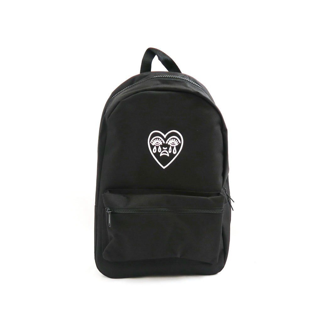 Crying Heart Backpack