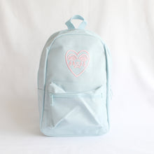 Load image into Gallery viewer, Crying Heart Mini Backpack