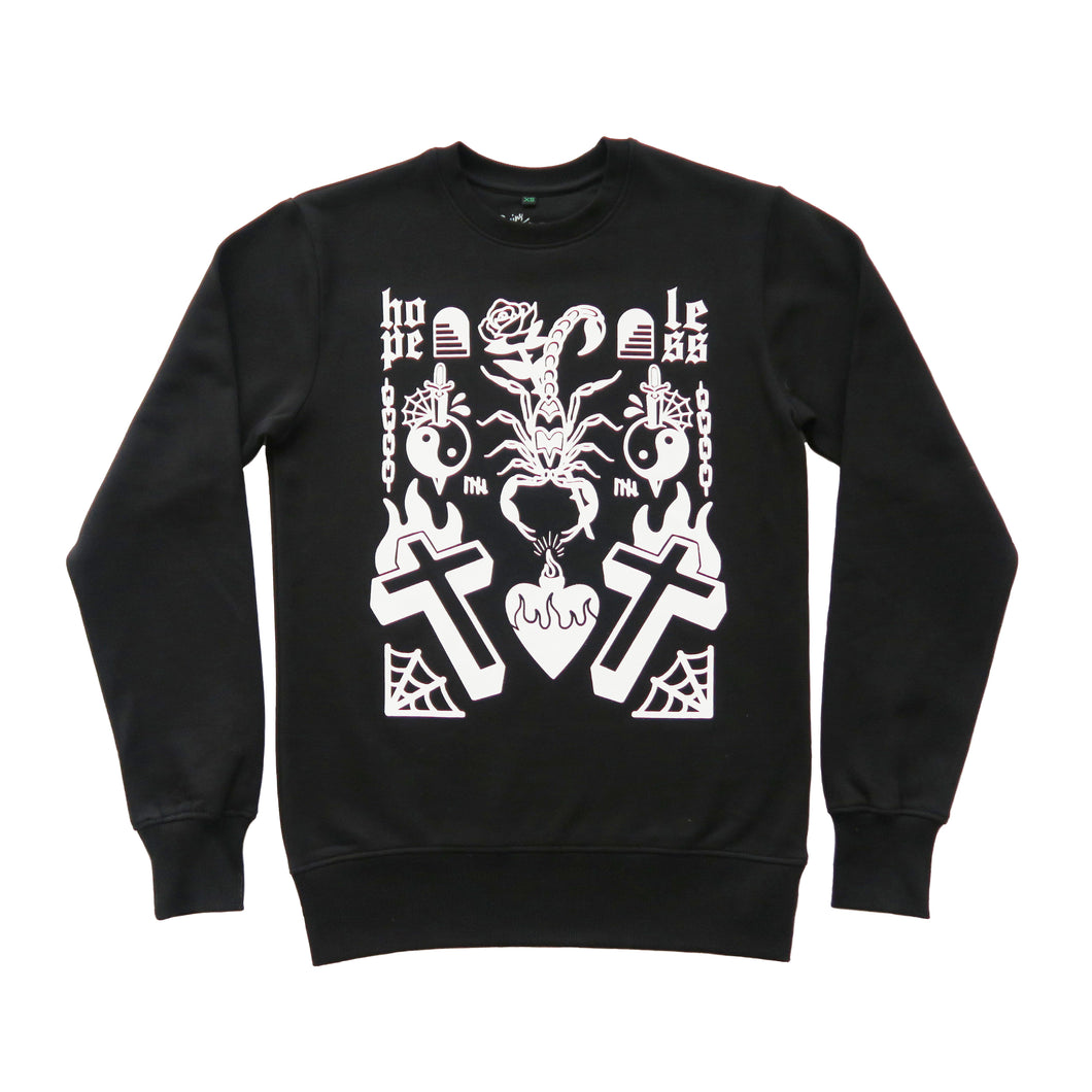 Tattoo Flash Sweater x Zed Tee