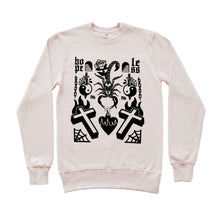 Load image into Gallery viewer, Tattoo Flash Sweater x Zed Tee