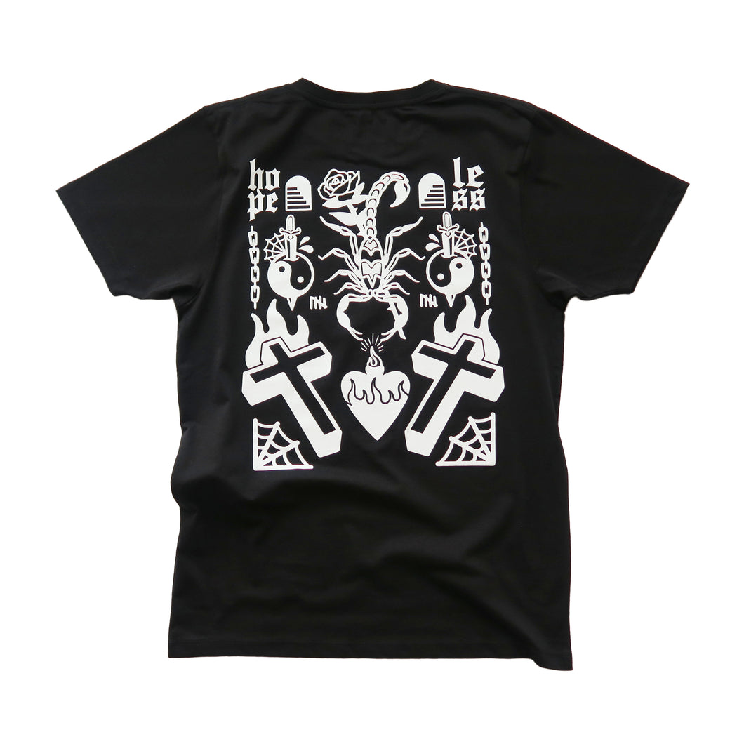 Tattoo Flash T-shirt V.2 x Zed Tee
