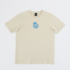 Forever Alone Embroidered T-shirt