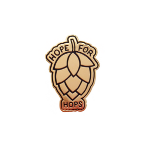 Hope For Hops Pin