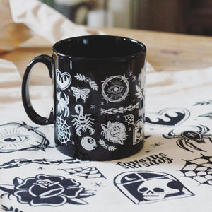 Tattoo Flash Mug