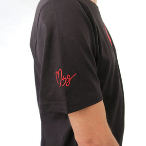 MSG Embroidered T-shirt