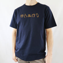Load image into Gallery viewer, No Luck Embroidered T-shirt - MADE TO ORDER
