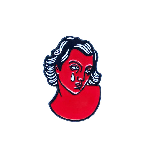 Red Lady Pin x Kola Hari