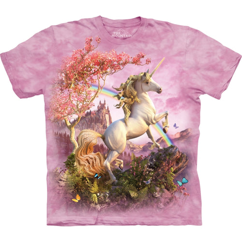 The Mountain Unicorn Tie Dye T-shirt