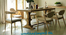 Load image into Gallery viewer, Solid pine wood table