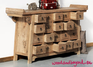 20 Drawer Sideboard